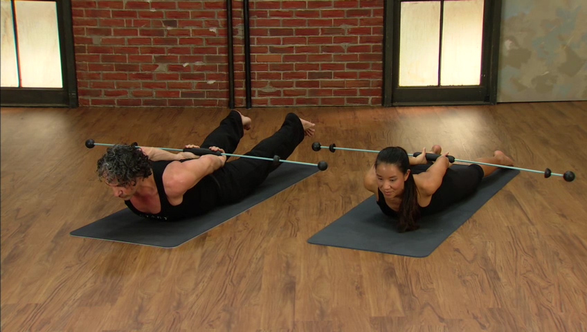 Staby Deep Core Workout