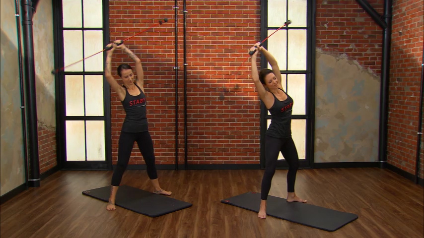 Staby Dynamic Total Body Workout