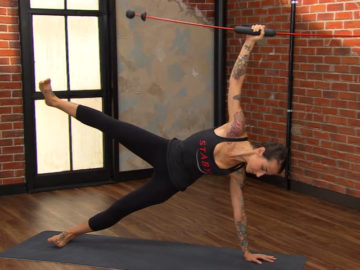 Staby Plank Express Workout Athletic