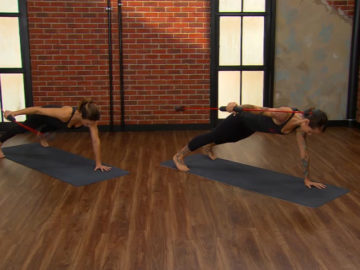 Staby Plank Express Workout Intermediate