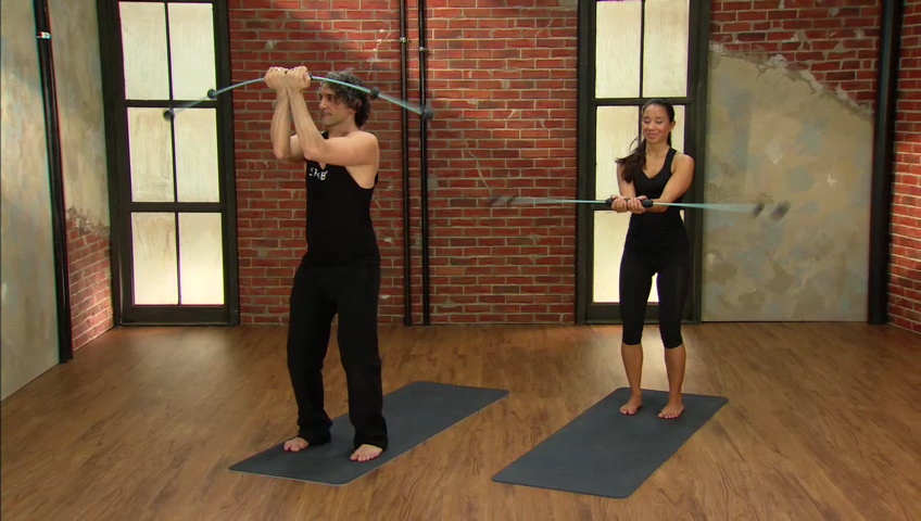 Staby Upper Body Strength Workout